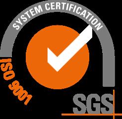 Sello calidad ISO 14001